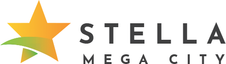 Logo dự án Stella Mega City
